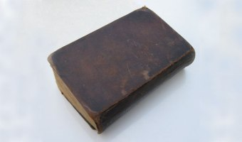 Arthur Butler Family Bible Record