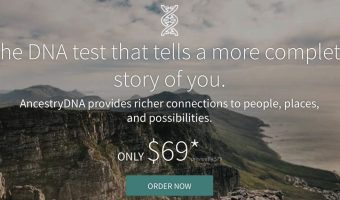 East Carolina Roots now recommends AncestryDNA for genealogy testing
