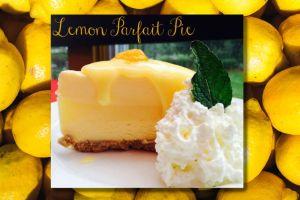Lemon Parfait Pie