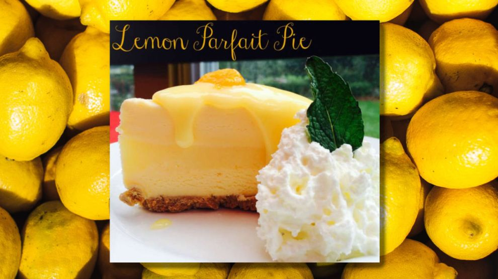 Lemon Parfait Pie