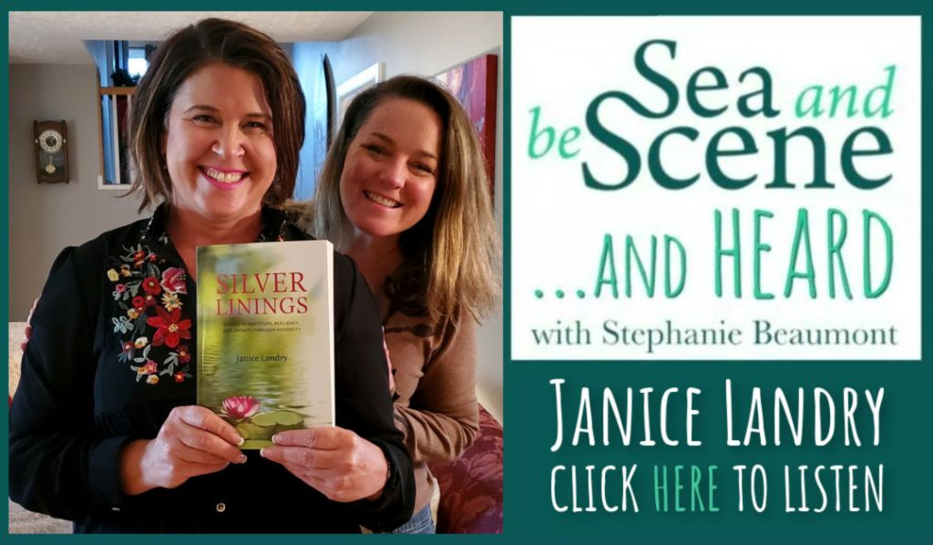 author janice landry click here to listen to his podcast chat