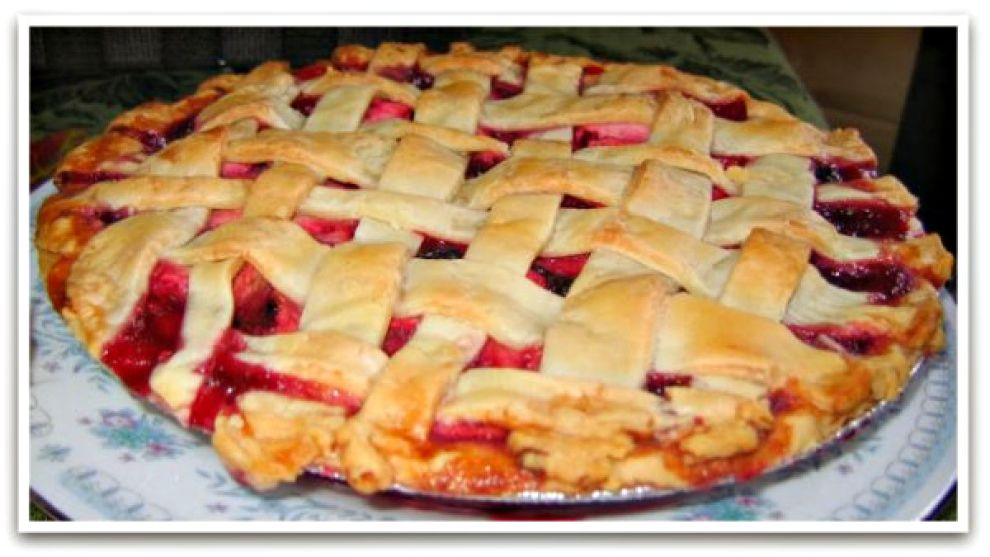 busy mama's bumbleberry pie