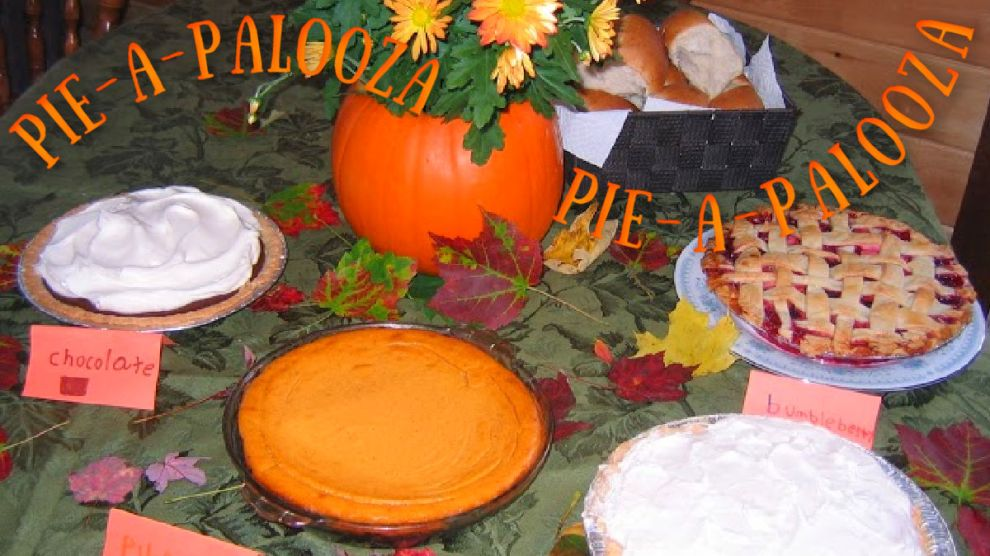 pie a palooza seasonal celebration