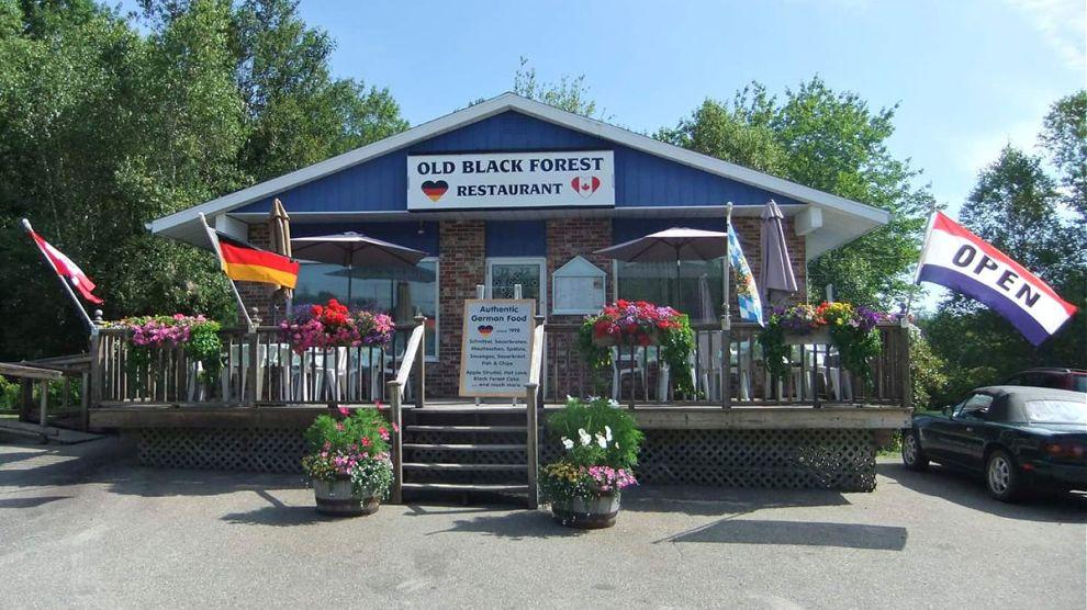Old Black Forest Restaurant