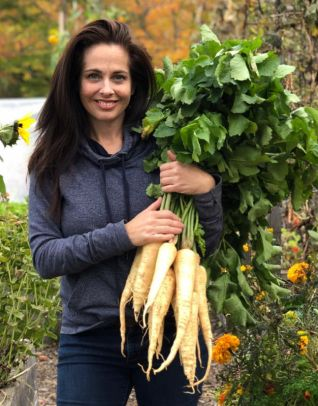 Gardening Expert Author and Host - Niki Jabbour