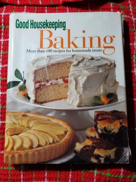 Good Housekeeping BAKING cookbook
