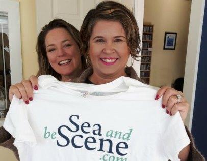 Janice Landry with Stephanie Beaumont