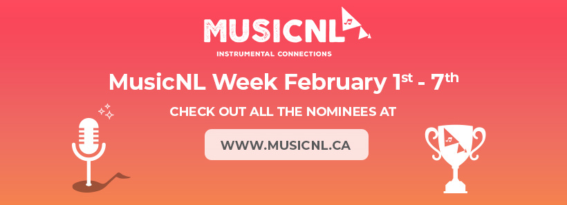 click here to check out all the nominees on musicnl.ca