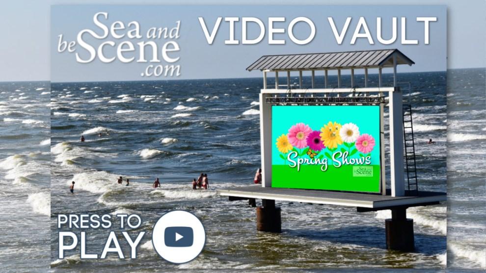 SABS video vault Spring Shows