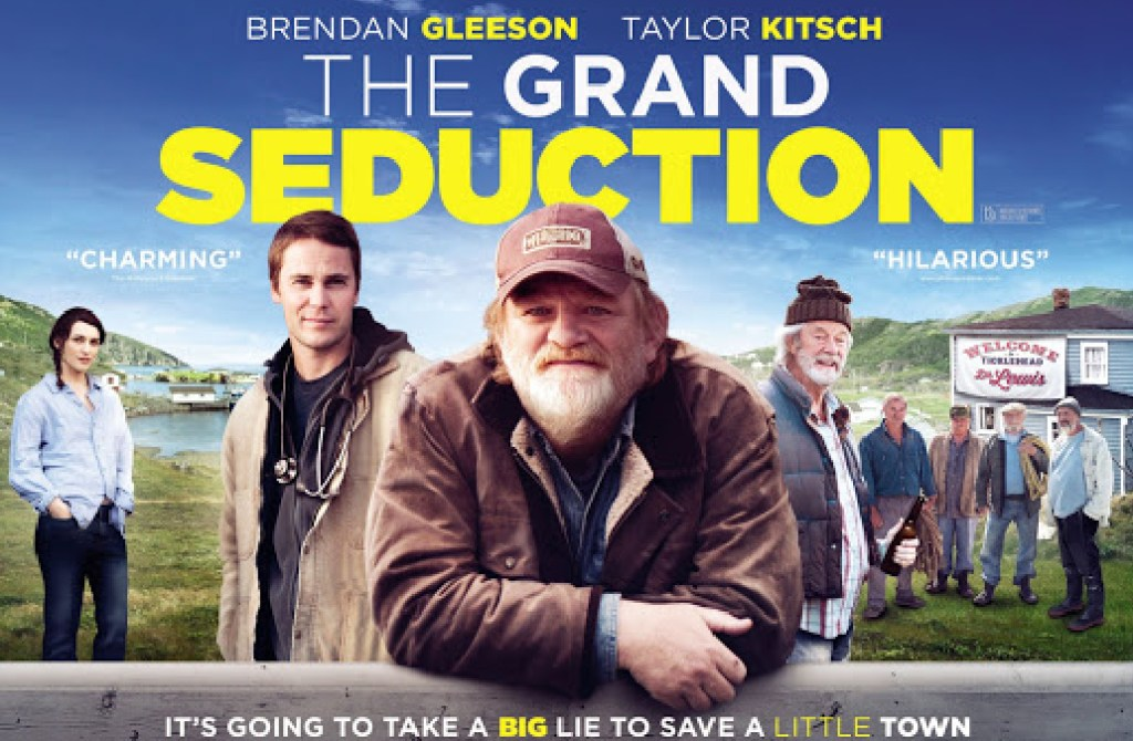 The Grand Seduction large movie poster