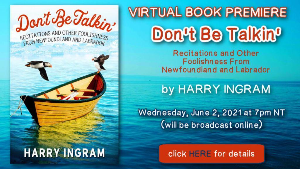 DON'T BE TALKIN' Virtual Book Premiere(1)