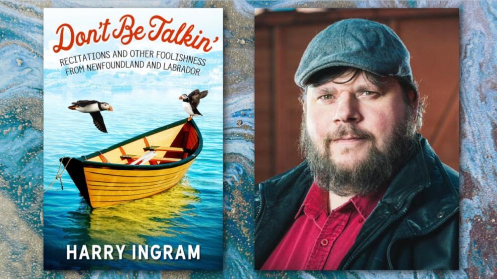 DON'T BE TALKIN' by Harry Ingram