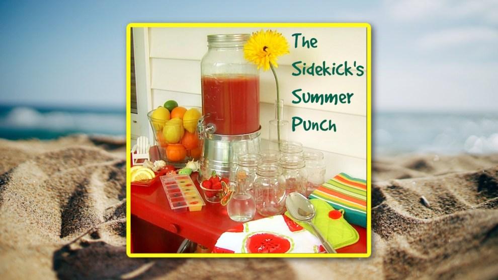 The Sidekick's Summer Punch(1)