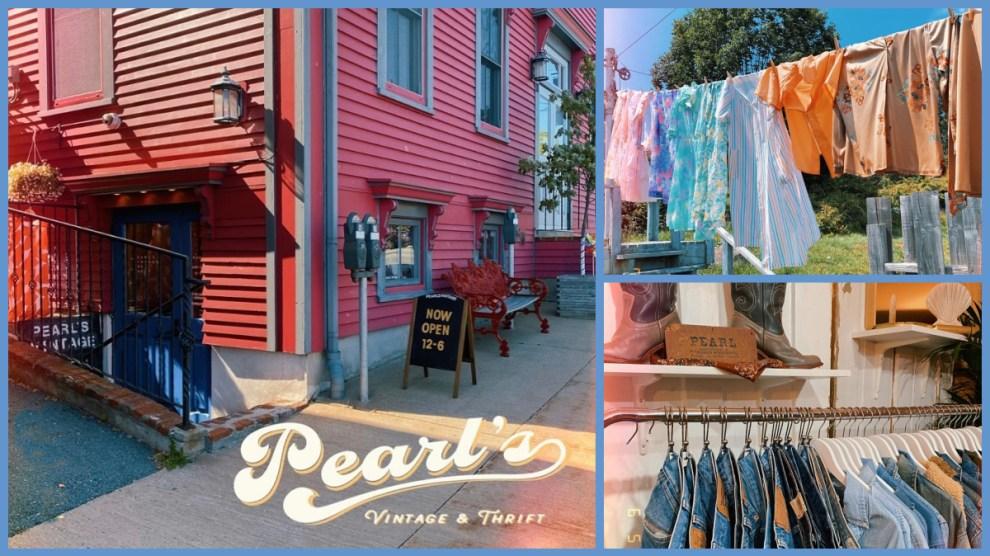 Shop Pearl's Vintage & Thrift