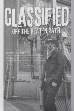 """""""Off the Beat 'N Path""""by Classified book cover"""