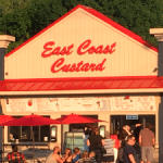 Now open, Eastcoast Custard Fairview Park
