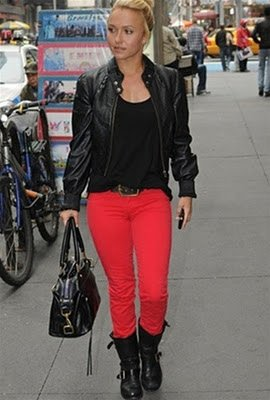 Dress Like Celebrity Hayden Panettiere