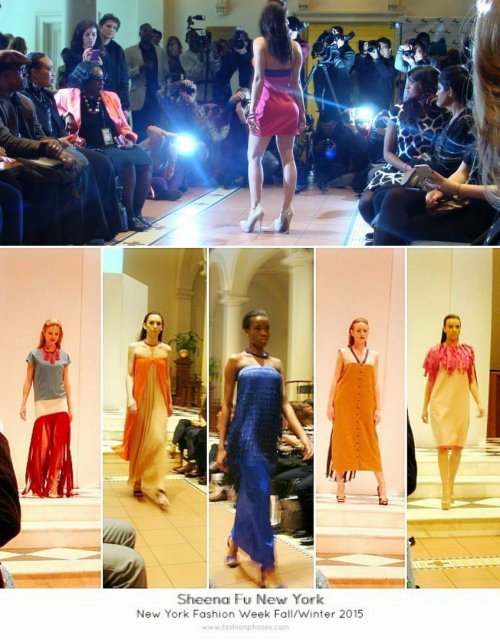 Unforgettable Gifted Designers at NYFW F/W '15