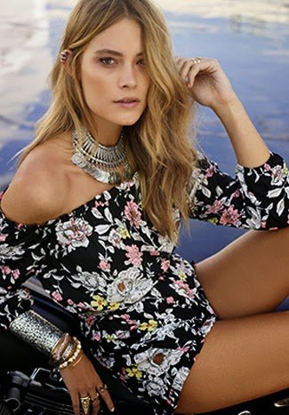 Floral Fashion Wear, For This Summer