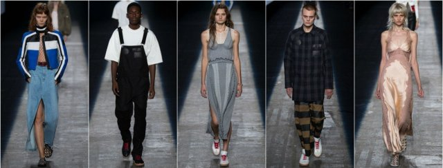 Alexander Wang, New York Fashion Week