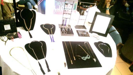 Heather LJønes Jewelry jewelry new york, New York Fashion Week,