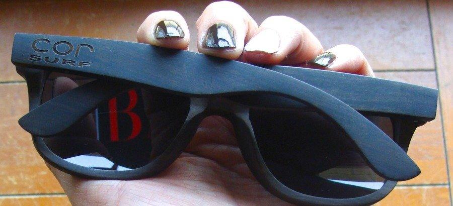 Impressive Products, COR Surf wood glasses