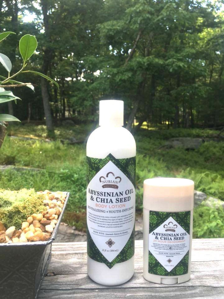 Nubian Heritage Natural Skincare Products