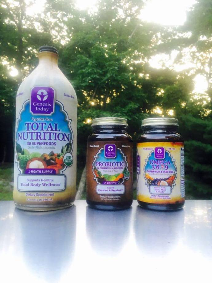 Caribbean Rice & Pigeon Peas To Keep Your Family Healthy, Genesis Superfoods, GIVEAWAY