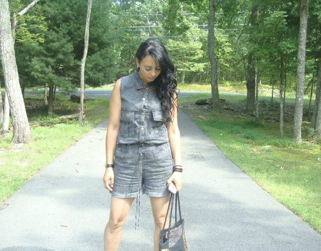 Favorite Clothing. Rosegal clothing store, denim overall