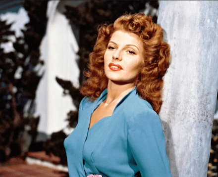 Famous People You Didn't Know Have Hispanic Background, Rita Hayworth