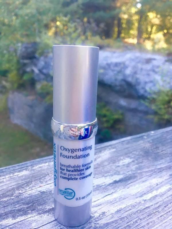 Natural Breathable Foundation, Oxygenetix Oxygenating