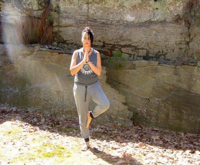 Meditation, Vibration Apparel, OM Spiritual Starburst Muscle T-shirt