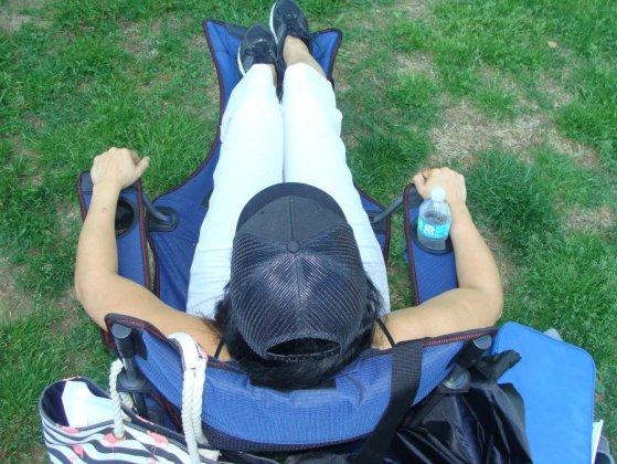 Tournament Games, Roraima lounging chair