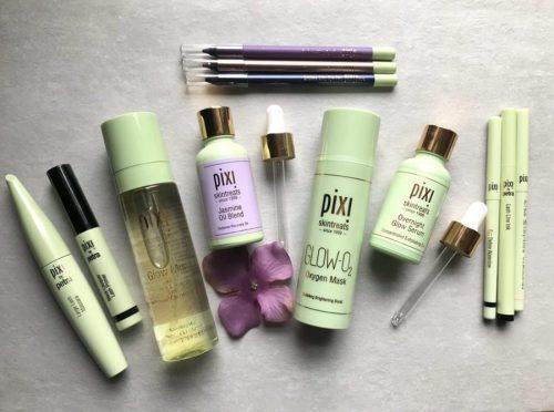 Pixi Beauty, aging skin, makeup, skincare