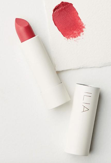 Skin Protected, Ilia, lipstick, SPF,