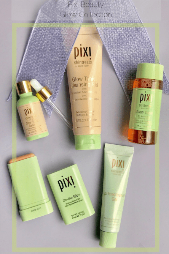 skin glow, Pixi Beauty, skin care, skincare, beauty