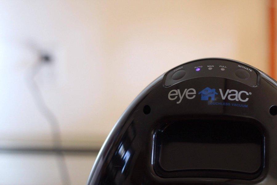 EyeVac, Vacuum