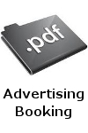 Advertising Booking Form