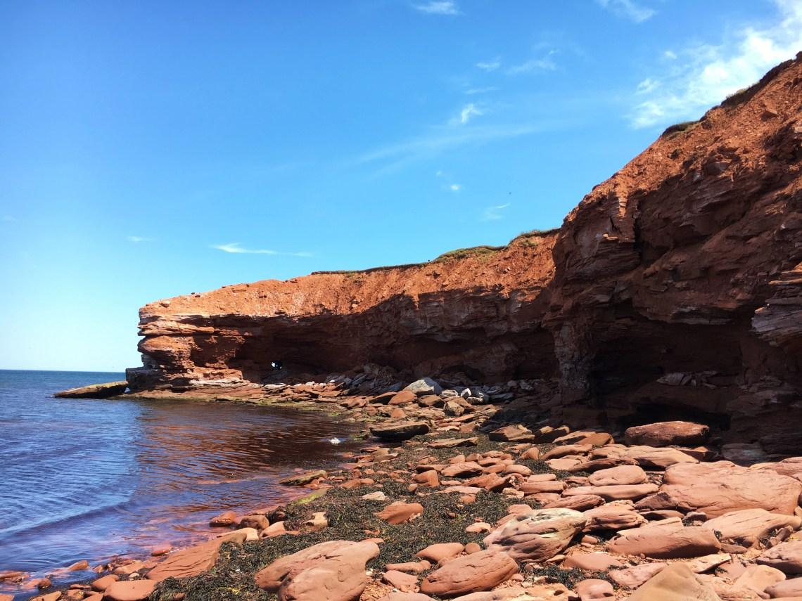 Gulfshore Cliff