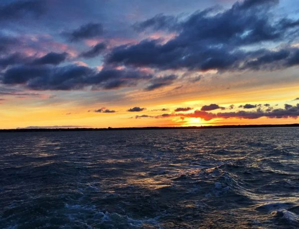 Sunset Bay Cruise with Shediac Bay Cruises
