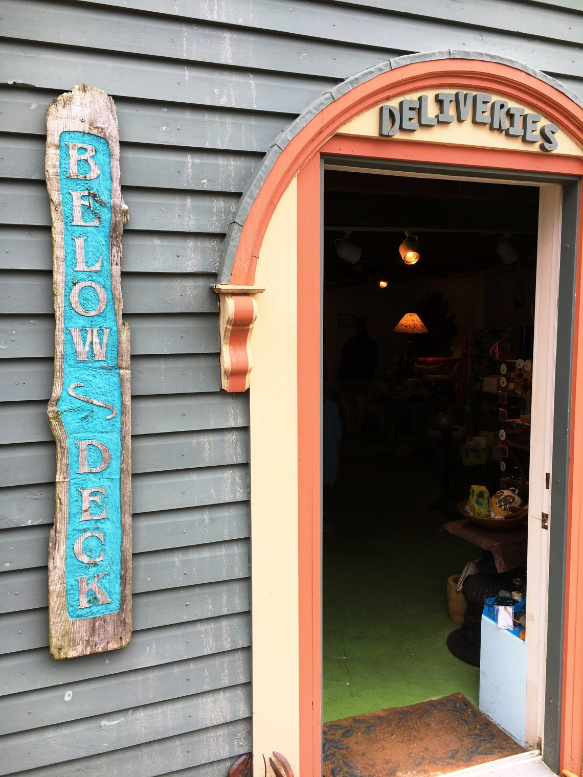 Below Deck - Lunenburg - East Coast Mermaid
