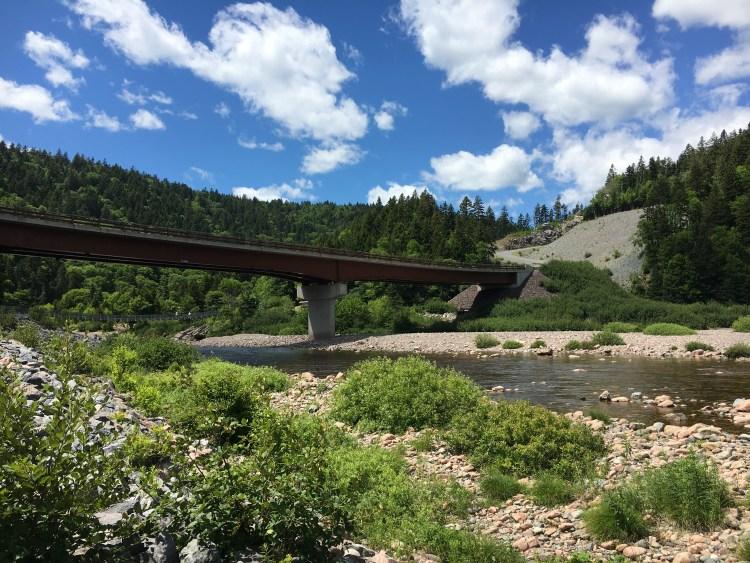 Big Salmon River Bridge