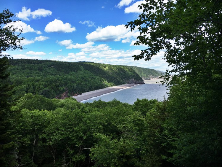 Pangburn Beach 6 - Fundy Trail Parkway