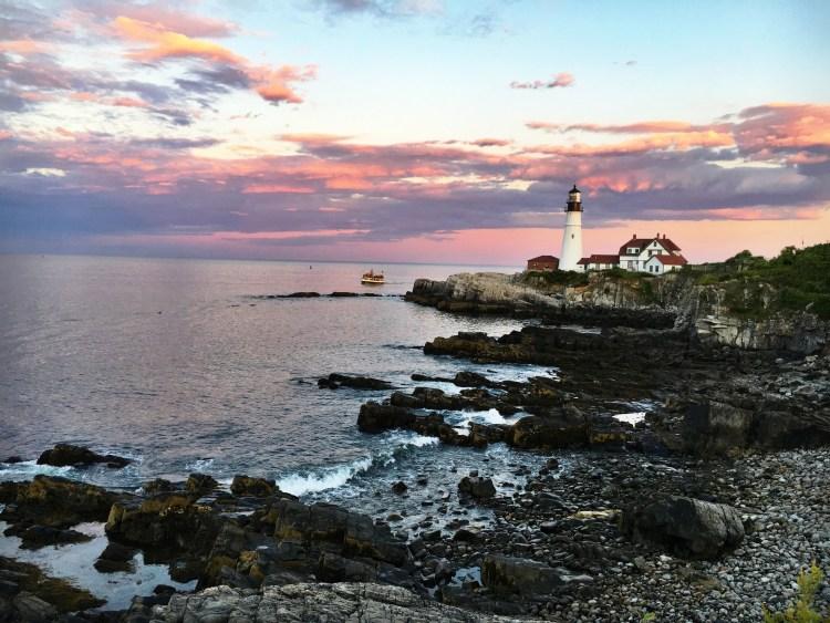 Portland Head Lighthouse - East Coast Mermaid 8