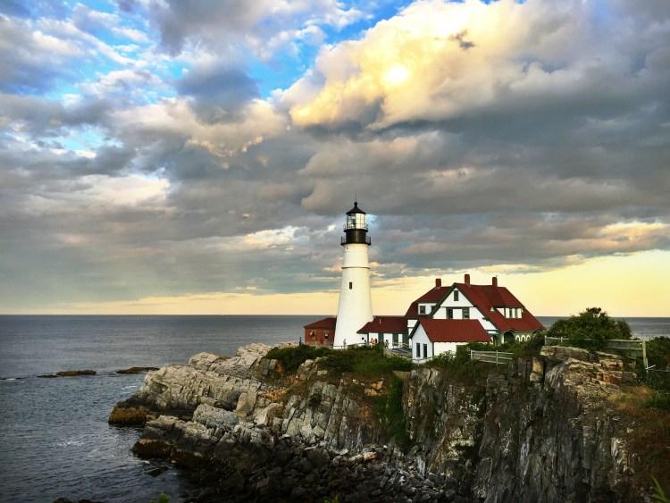 Portland Head Lighthouse - East Coast Mermaid 9