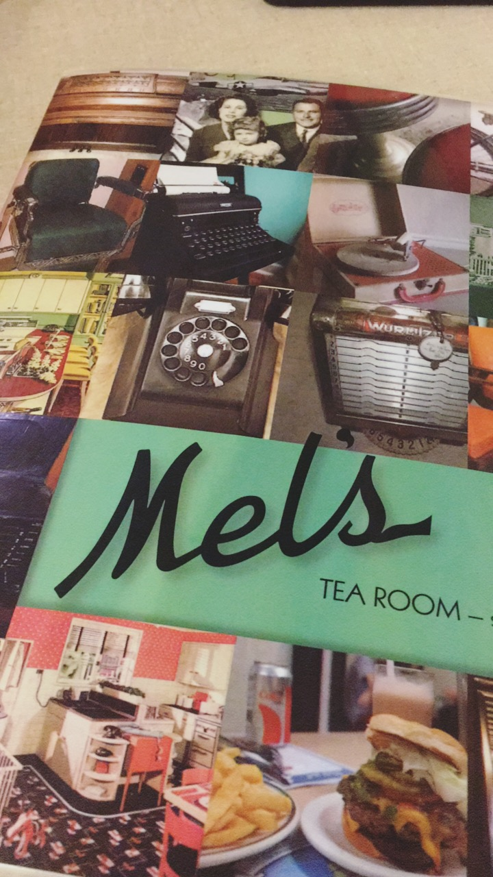 Mel's Tearoom Sackville New Brunswick