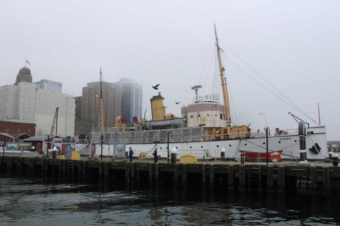 halifax waterfront east coast mermaid