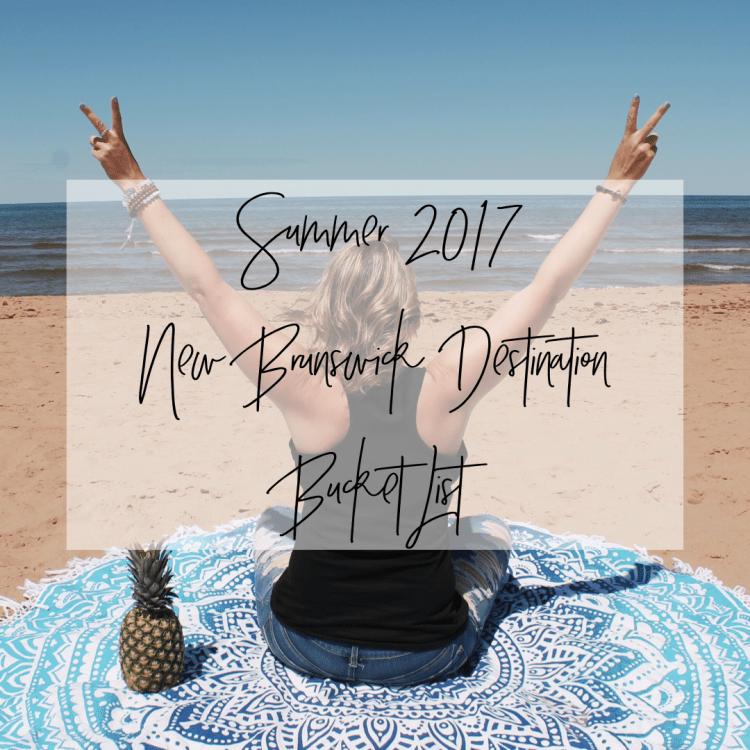 New Brunswick Summer Bucket List East Coast Mermaid