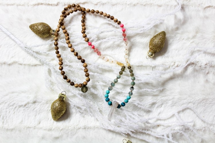 Holiday Gift Guide -Sara Kelly Designs Mala