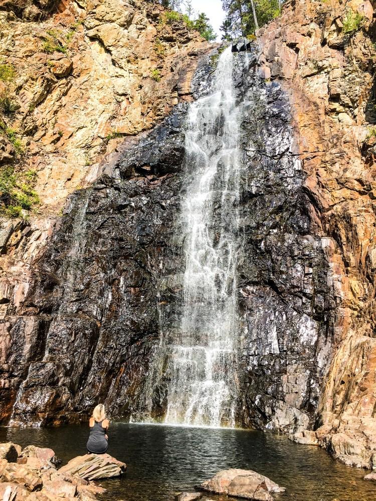 Fall Brook Falls_